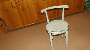 Czechoslovakia Bistro ice cream chair
