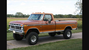 ISO: 1975-79 Ford 4x4 or 69-72 GM