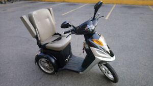 Ecolo Cycle Electric Mobility Scooter