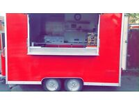 Catering / Burger Van