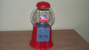 ORIGINAL DUBBLE BUBBLE GUMBALL MACHINE $10.00
