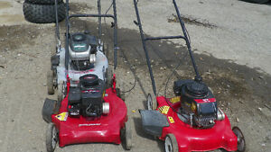 Lawnmower start up 50 and up London Ontario image 1