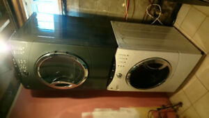 GE working electric dryer