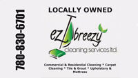 Ez Breezy Cleaning Services book your Spring Cleaning Today!