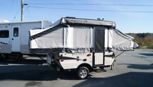 2016 Palomino Camping Trailer 8LTD Pop-Up Camper