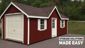 PORTABLE GARAGES | ATV STORAGE | WORKSHOP | GARDEN SHEDS Cornwall Ontario image 1
