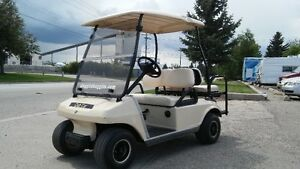 GAS GOLF CART...2 or 4 person