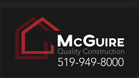 All Your Building and Renovating Needs!
