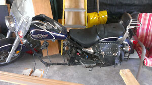 Parting Out My 2001 Vulcan 800