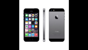 Iphone 5s 16gig gris