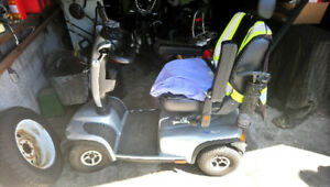 Invacare Comet 4 Wheel Mobility Scooter $1500 OBO