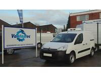 Citroen Berlingo 1.6HDi 625 LX 75 EU6 Refrigerated Van