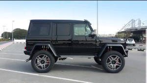 Looking for a 6 inch lift kit for Mercedes g wagon