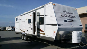2011 Forest River Catalina 30 BHS Travel Trailer