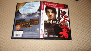 Onimusha : Warlord Complete - PS2 / Sony Playstation 2