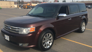 2010 Ford Flex - Limited! - AWD - Leather - Certified