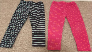 Toddlers Leggings Childrens Place Sz S(5/6)