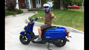 Scooter Yanaha C3