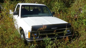 1989 Chevrolet S-10 Pickup Truck