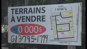 residential investment building aprox 10 years 8 min from aylmer