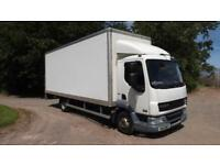 2011 DAF LF45.160 Euro 5 160hp Day Cab 7.5 tonne Box Truck