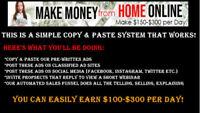 Work From Ho,me Opportunity, Simple And Proven System