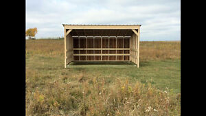 Horse Shelters/Any shelters from $875 BEST PRICES ON KIJIJI