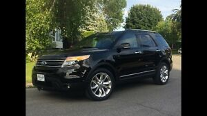 Ford explorer  limited 2011 full navigation aubaine
