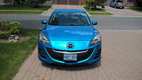 2010 Mazda3 GX 72k KM Great Condition