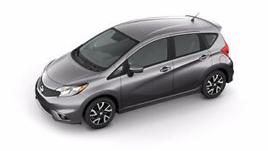 2015 Nissan Versa Magnetic Grey Hatchback