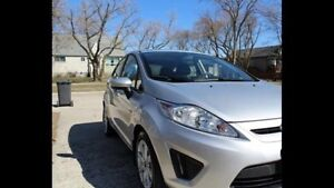 Lowest priced low mileage Fiesta in Manitoba