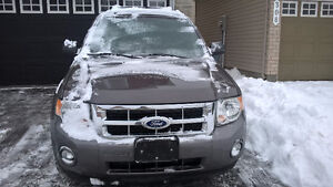 2011 Ford Escape XLT SUV, 107K - Warranty
