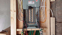 Main Electrical Service and Panel Upgrades