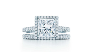 Brand new Tiffany Soleste Engagement ring