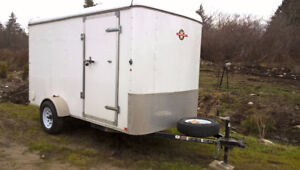2014 Cargo Trailer for Sale - like new condition!!!!