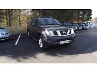 Nissan Navara 85 k Mls 2.5dCi Outlaw Glasgow Scotland
