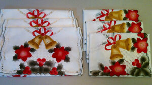 NEW Holiday Tablecloths & Table Runners