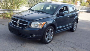 2007 Dodge Caliber R/T! AUTO! AWD! LEATHER! ROOF!ONLY 89000KM