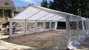 WEDDING AND PARTY TENT 4 RENT & MORE
