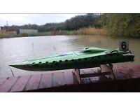 Brushless Rc boat