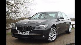 BMW 730d SE Grey, F01 Model, FSH, 72K Miles