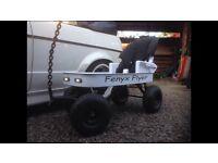 Radio Flyer Garden Cart Swap Meet Wagon Car Show Kids Pull Kart Pram