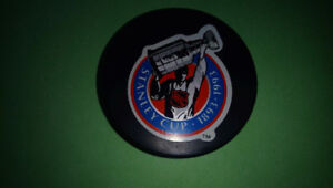 1893-1993 STANLEY CUP PUCK