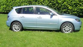 Mazda Mazda3 1.6 Takara - LOVELY LOW MILEAGE CAR