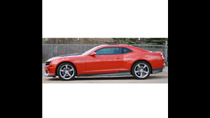 2010 Chevrolet Camaro RS/SS Coupe (2 door)