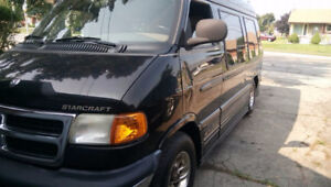 2002 Dodge Ram Conversion van