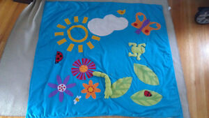 Baby play mat/blanket