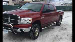 2008 Dodge Power Ram 2500 Pickup Truck