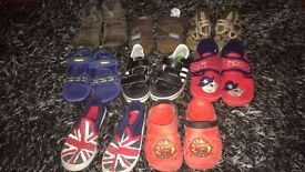 Boys toddler size 9 shoes