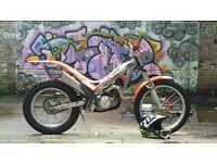 Gas gas txt 250 trial bike
